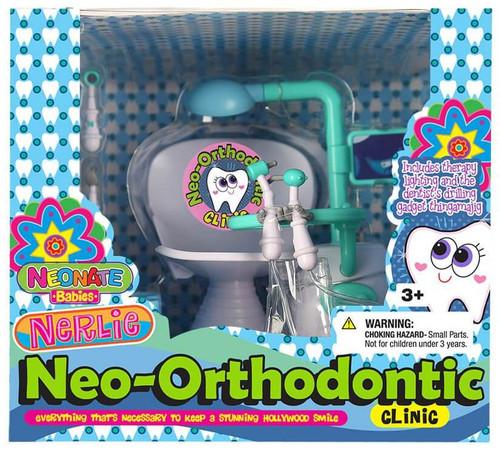 Neonate Babies Nerlie Neo-Orthodontic Clinic Playset