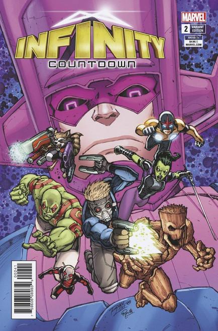 Marvel Comics Infinity Countdown #2 Comic Book [Lim Variant]