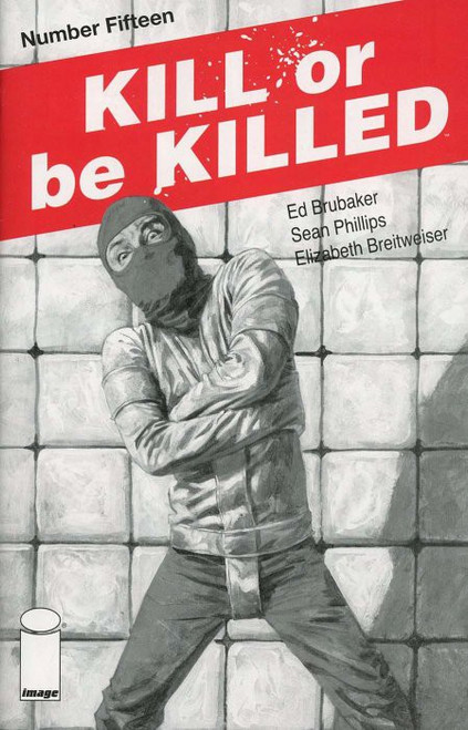 Image Comics Kill or be Killed #15 Comic Book [Second Printing]