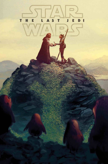Star Wars Last Jedi Adaptation #1 Comic Book