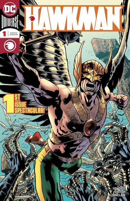 DC Hawkman #1 Comic Book