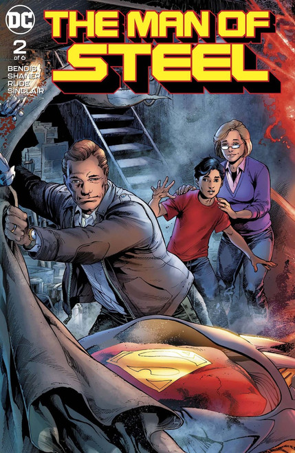 DC Man of Steel #2 Comic Book [of 6]