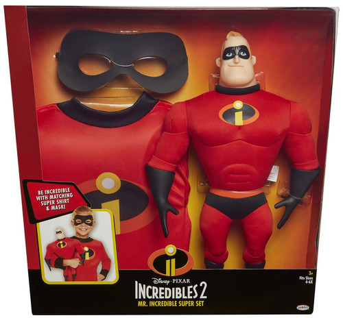 Disney / Pixar Incredibles 2 Mr. Incredible Super Set