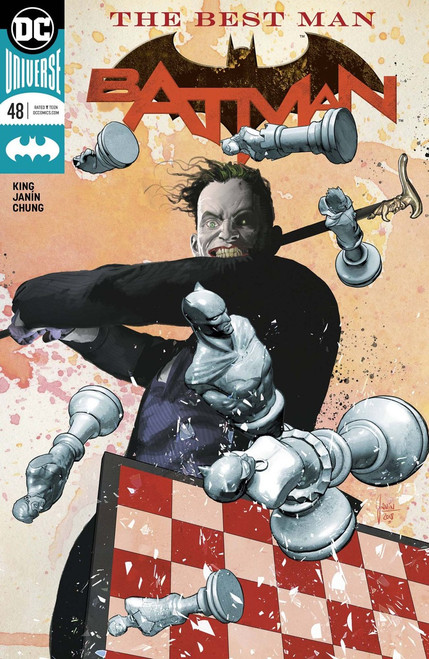 DC Batman #48 Comic Book
