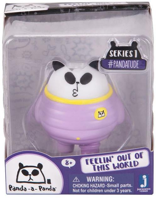 Panda-a-Panda Series 1 #Pandatude Feelin' out of this World 2-Inch Vinyl Figure