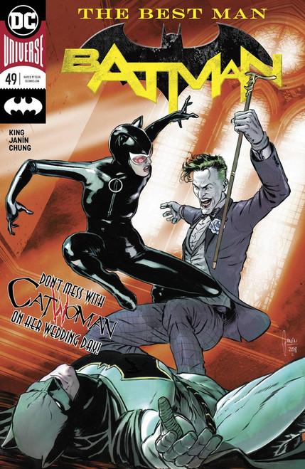DC Batman #49 Comic Book