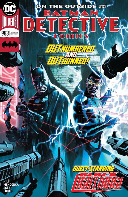 DC Detective Comics #983 Comic Book