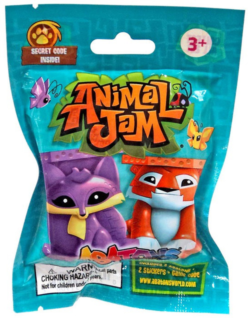 Animal Jam Abatons Mystery 2-Pack [Green]