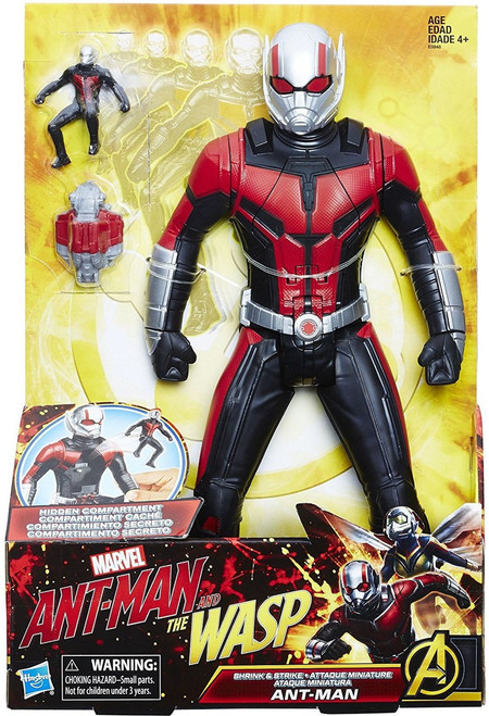 Marvel Ant-Man Action Figure [Shrink & Strike]