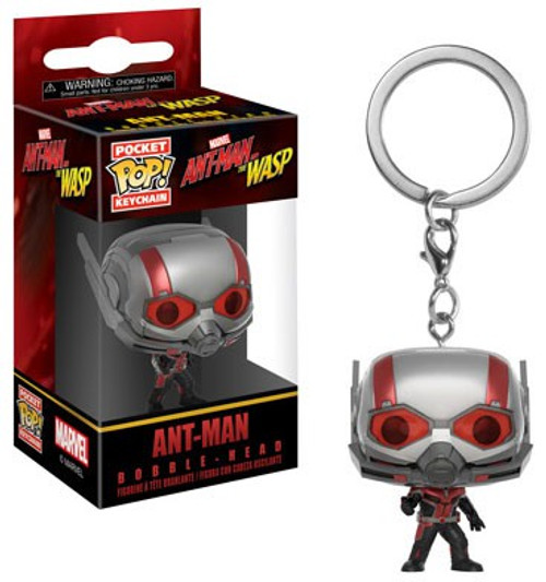 Funko Ant-Man and the Wasp POP! Marvel Ant-Man Keychain [Ant-Man and The Wasp]