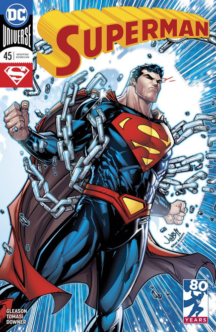 DC Superman #45 Comic Book [Variant]