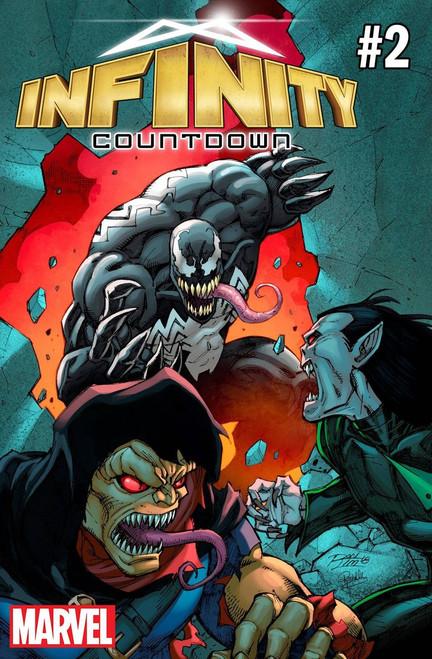 Marvel Comics Infinity Countdown #2 Comic Book [Venom 30th Variant]