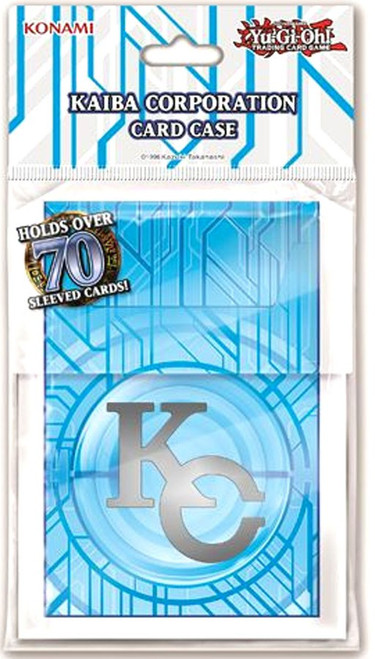 YuGiOh Trading Card Game Kaiba Corporation Deck Box