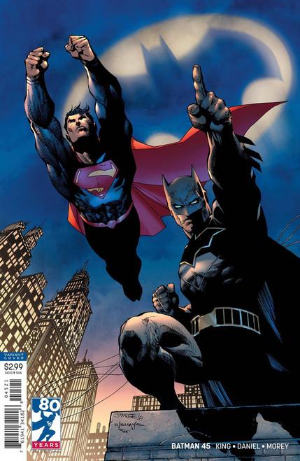 DC Batman #45 Comic Book [Jim Lee Variant]