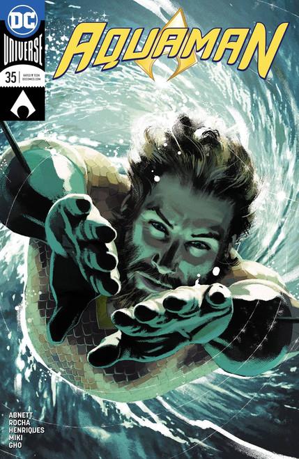 DC Aquaman #35 Comic Book [Variant]