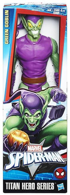Marvel Spider-Man Titan Hero Series Villains Green Goblin Action Figure