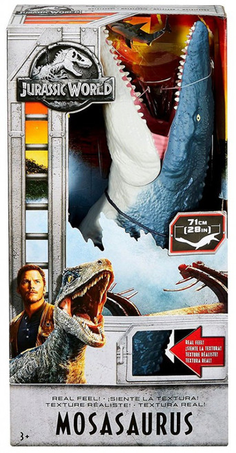 Jurassic World Fallen Kingdom Real Feel Mosasaurus Action Figure