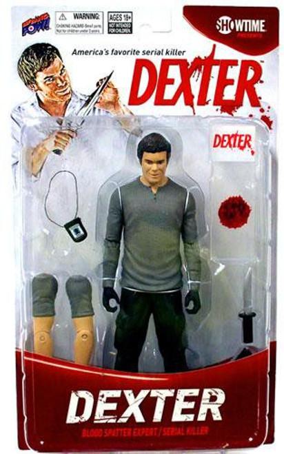 Dexter Exclusive Action Figure [With Blood Slide]