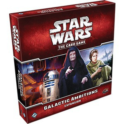 Star Wars LCG Galactic Ambitions Deluxe Expansion