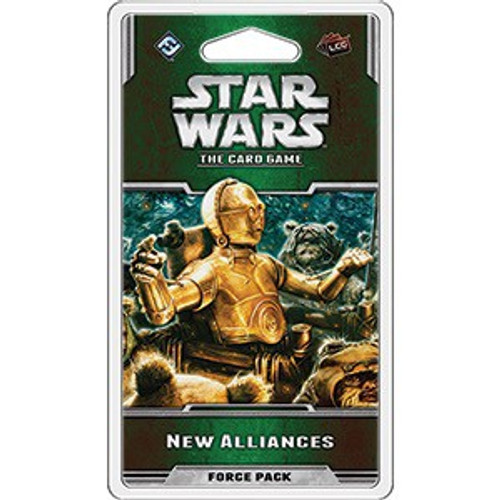 Star Wars LCG New Alliances Force Pack