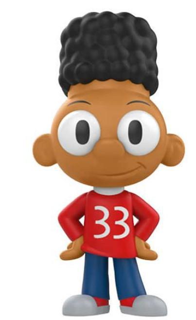 Funko Nickelodeon Gerald Johanssen Exclusive 1/12 Mystery Minifigure [Loose]