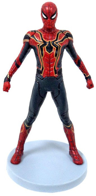 Disney Marvel Avengers Infinity War Spider-Man PVC Figure [Loose]