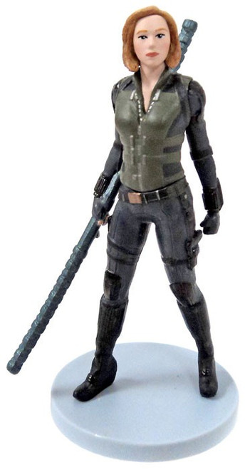 Disney Marvel Avengers Infinity War Black Widow PVC Figure [Loose]