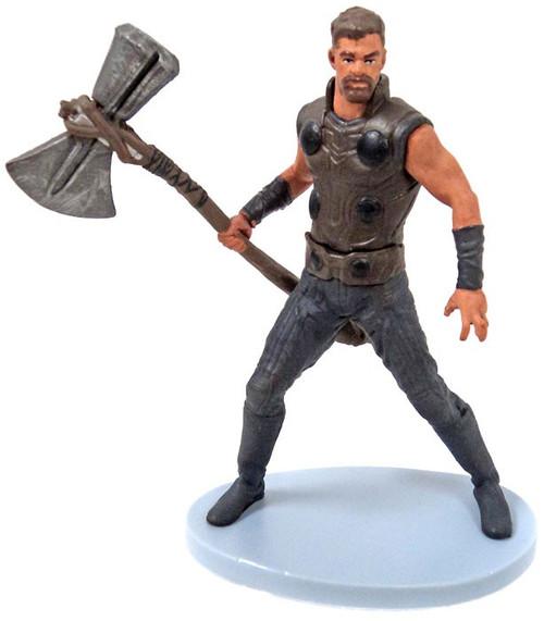 Disney Marvel Avengers Infinity War Thor PVC Figure [Loose]