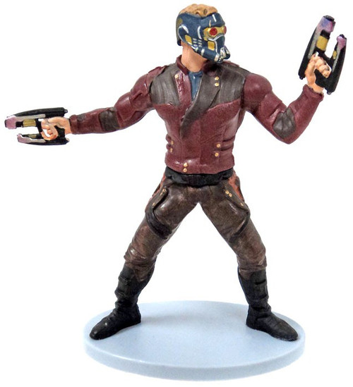 Disney Marvel Avengers Infinity War Star-Lord 4-Inch PVC Figure [Loose]