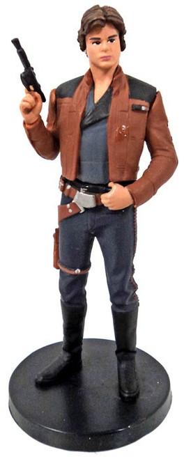 Disney Star Wars Han Solo PVC Figure [Loose]