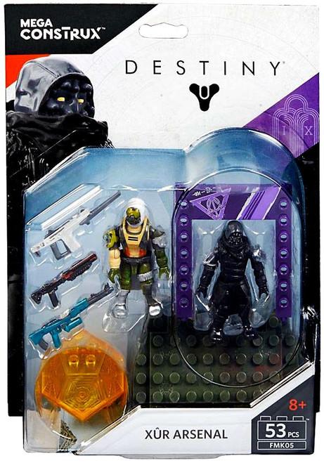 Destiny Xur Arsenal Set [Damaged Package]