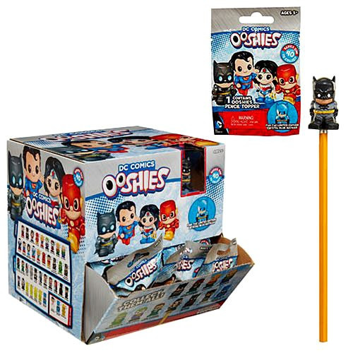 Ooshies DC Comics Justice League Mystery Box [45 Packs]