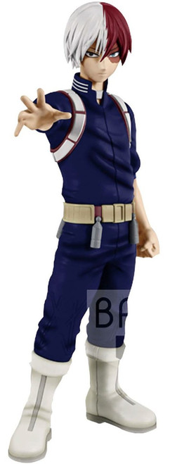 My Hero Academia DXF Vol. 3 Shoto Todoroki 6.3-Inch PVC Figure