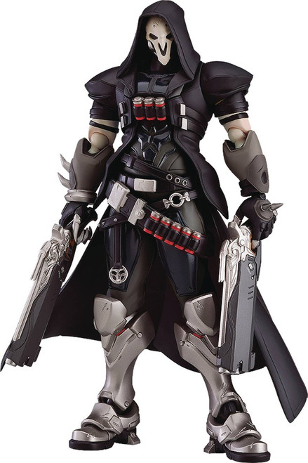 Overwatch Figma Reaper Action Figure