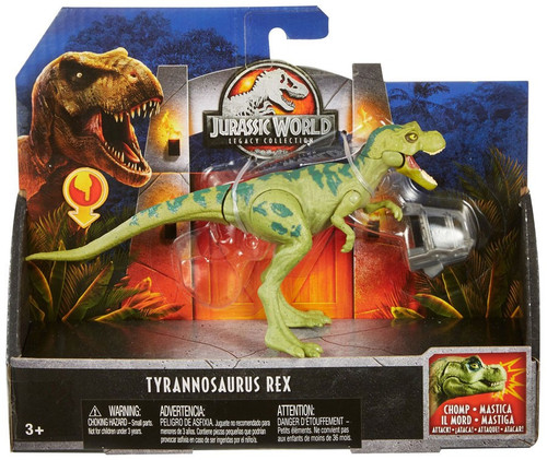 Jurassic World Fallen Kingdom Legacy Collection Tyrannosaurus Rex Action Figure