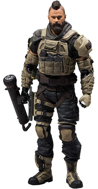 "McFarlane Toys Call of Duty Series 1 Donnie ""Ruin"" Walsh Action Figure"