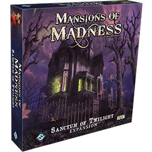 Mansions of Madness 2nd Edition Sanctum of Twilight Board Game Expansion
