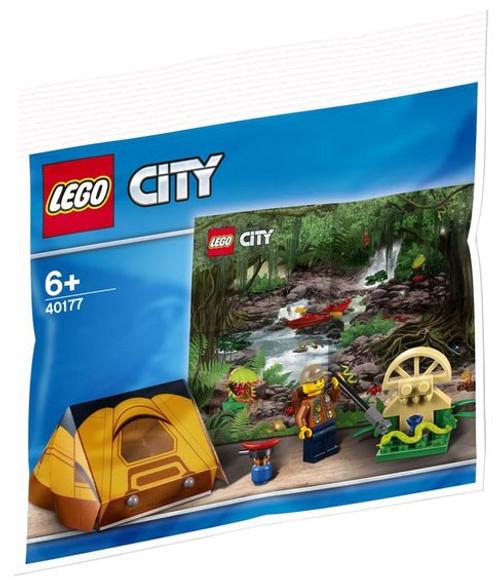 LEGO City Jungle Explorer Kit Mini Set #40177 [Bagged]
