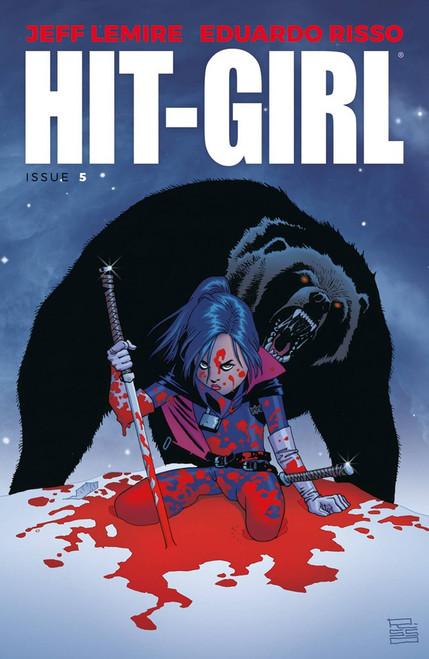 Image Comics Hit-Girl #5 Comic Book [Cover A]