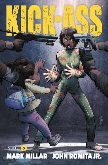Image Comics Kick-Ass #5 Comic Book