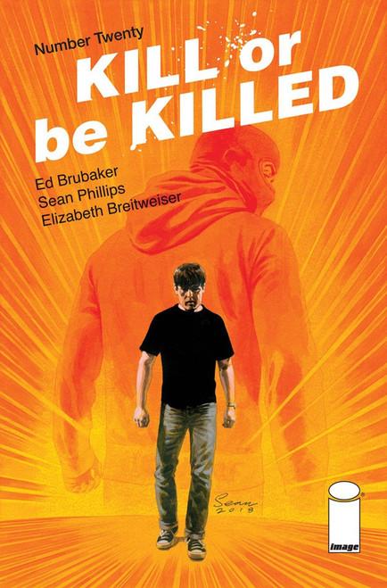 Image Comics Kill or be Killed #20 Comic Book
