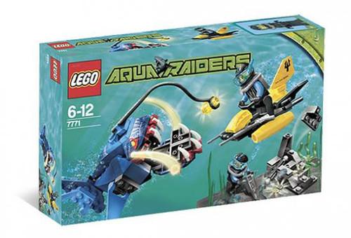 LEGO Aqua Raiders Angler Ambush Set #7771 [Damaged Package]