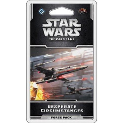 Star Wars LCG Desperate Circumstances Force Pack