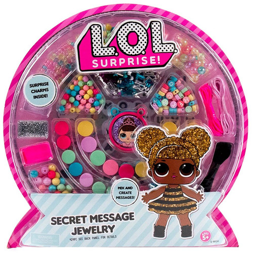 LOL Surprise Secred Message Jewelry Kit