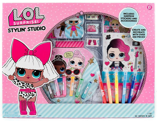 LOL Surprise Art Studio Art Kit
