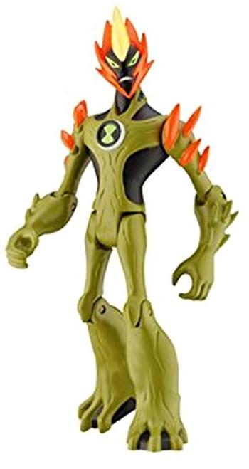 Ben 10 Alien Force Alien Collection Swampfire Action Figure [Loose]