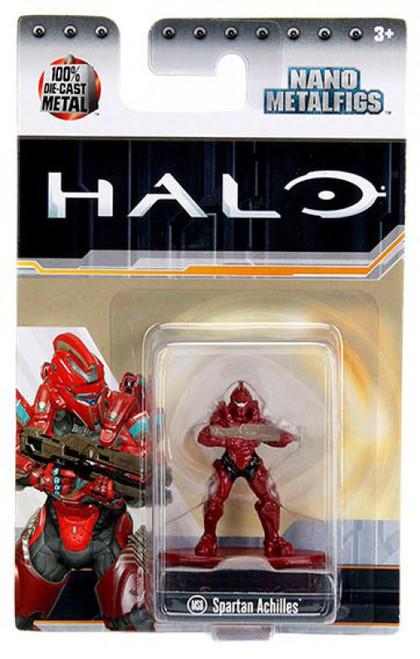 Halo Nano Metalfigs Spartan Achilles Diecast Figure MS8