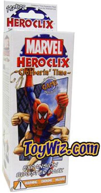 Marvel HeroClix Clobberin' Time Booster Pack