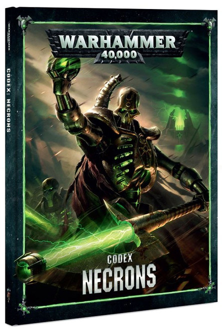 Warhammer 40,000 Codex Necrons Hardcover Book