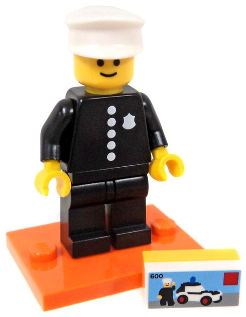 LEGO Minifigures Series 18 Classic Police Officer Minifigure [Loose]